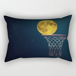 Bk player's Moon Rectangular Pillow