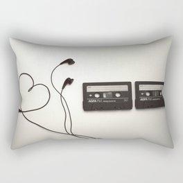 Feel the Music - 3 Rectangular Pillow