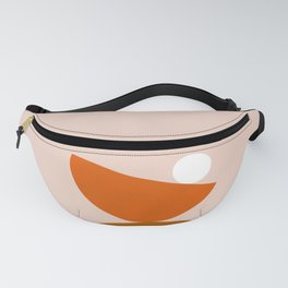 Abstraction_Color_Summer_Playful Fanny Pack