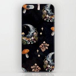 Mushroom Moon iPhone Skin