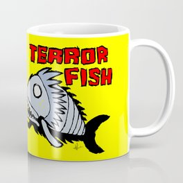 Terror fish Coffee Mug
