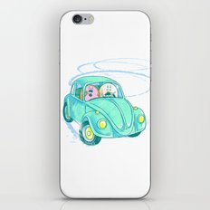 We're Doing Donuts!  iPhone & iPod Skin