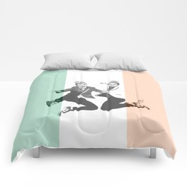 ESC Ireland 2011 Comforters
