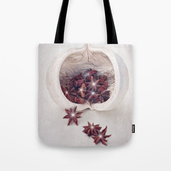 WINTER SECRETS Tote Bag
