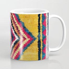 Bakhtiari Gabbeh Central Persian Rug Print Coffee Mug