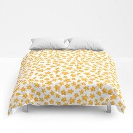 Feild of Daisies Comforters