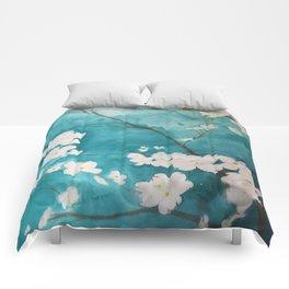 Shannon's Dogwood Comforters