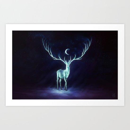 """Night Bringer"" Art Print"