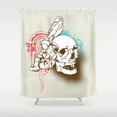 Spoiler Alert Shower Curtain