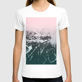 Mountains last forever T-shirt