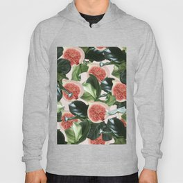 Figs & Leaves #society6 #decor #buyart Hoody
