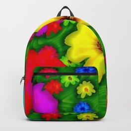 Powerflowerpower ... Backpack