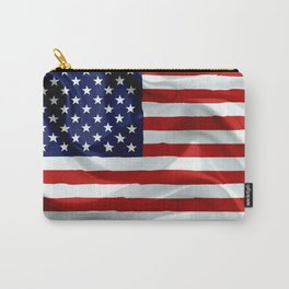 The American Flag Carry-All Pouch