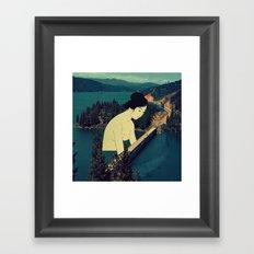 Ilustrado 93 Framed Art Print