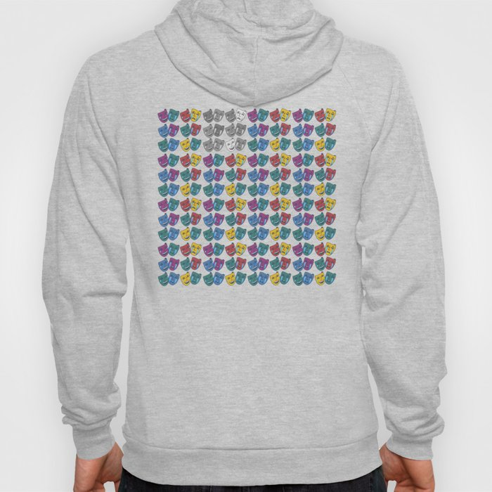 the Faces Hoody