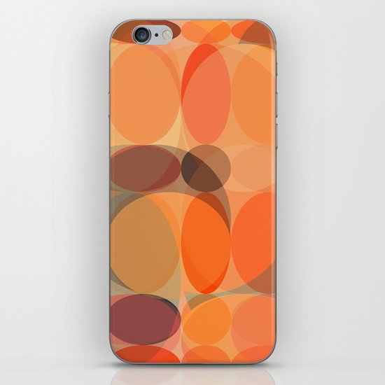 Faded Lights iPhone & iPod Skin