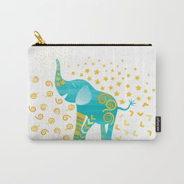 Lucky Elephant – Magic Villa Carry-All Pouch