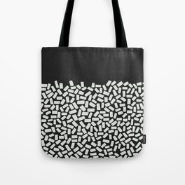 Half Empty or Half Full? Tote Bag