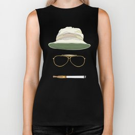 Movie Icons: Fear and Loathing in Las Vegas Biker Tank