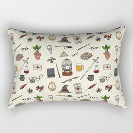 Harry Pattern Rectangular Pillow