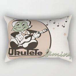 Ukelele Jiminy Rectangular Pillow
