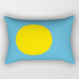 Palau Flag Rectangular Pillow