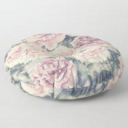 Summer Garden Floor Pillow