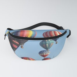 Balloons Arising Fanny Pack