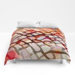 Crackle #5 Comforters