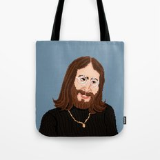 Pixel John Tote Bag