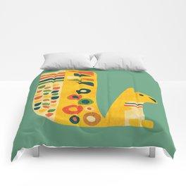 Century Squirrel Comforters