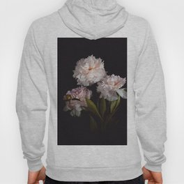 Three peonies Hoody