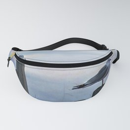 Gull on a Stick Fanny Pack