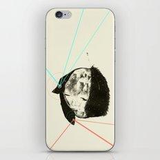 Lazer Minx  iPhone & iPod Skin