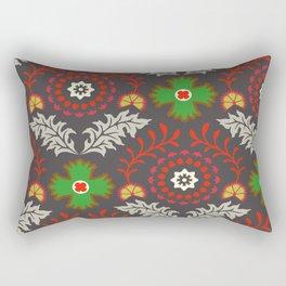 BOHEMIAN FARMHOUSE DARK Rectangular Pillow