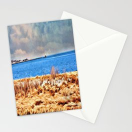 Harbor of Tranquility Stationery Cards