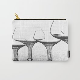 Cheers Stipple Carry-All Pouch