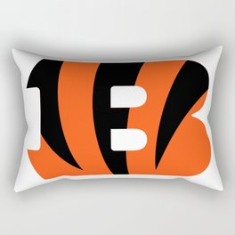 Bengals Rectangular Pillow