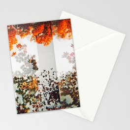 autumn at last Stationery Cards