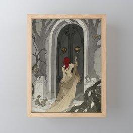 Arrival Framed Mini Art Print
