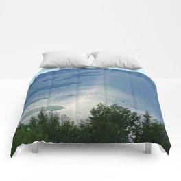 Hog's Back Mountain Comforters