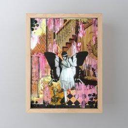 Something in What Feels Like Forever Framed Mini Art Print
