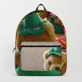 Hans and Yodel Backpack