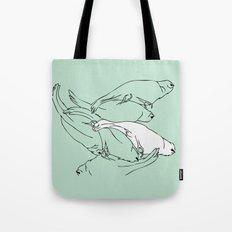 Birdsong 6 Tote Bag