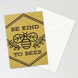 Be Kind To Bees Stationery Cards