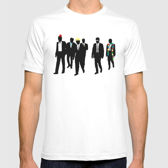 Every Doctor Has His Day T-shirt
