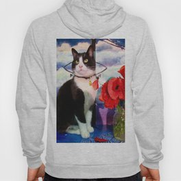 Orazio and the poppies Hoody