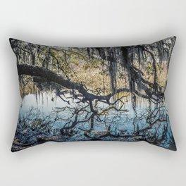 The Hanging Garden Rectangular Pillow