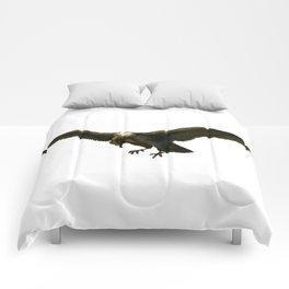 Vintage Vulture Comforters