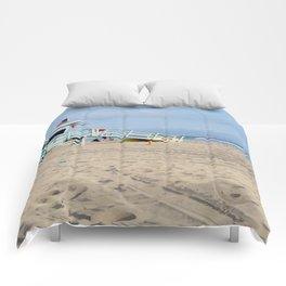 Venice Beach IV Comforters